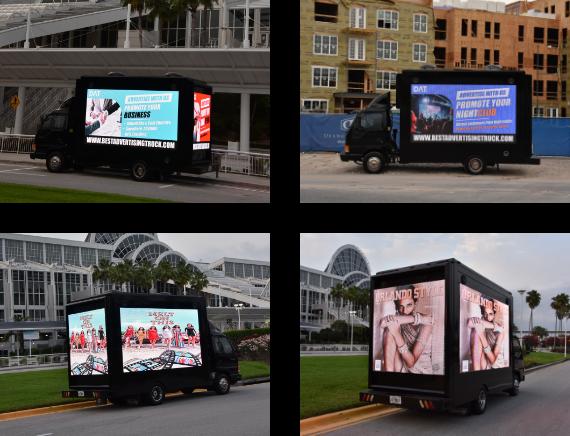 DAT Media Digital Trucks